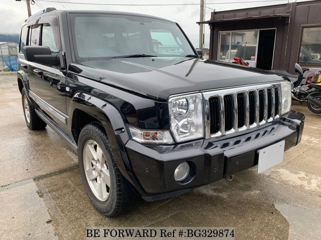 download Jeep Commander workshop manual