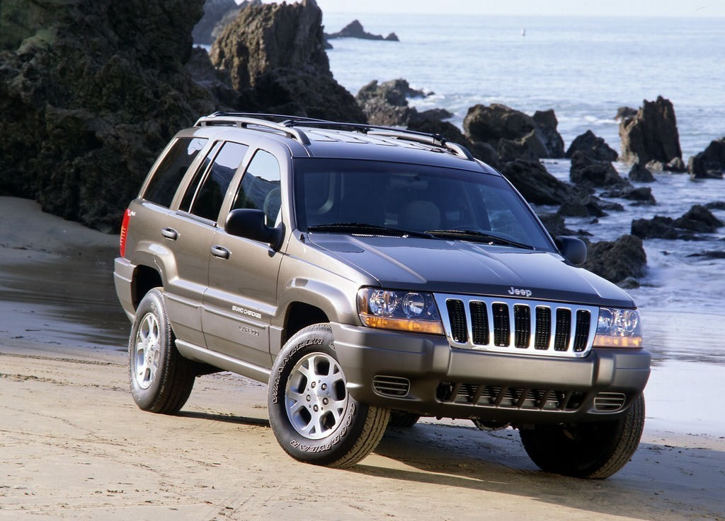 download Jeep Grand Cherokee WJ  WG workshop manual