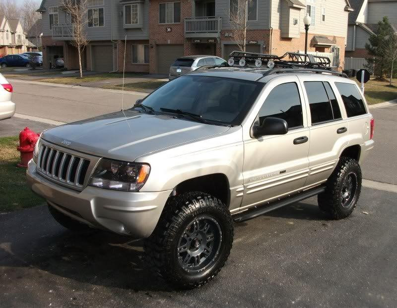 download Jeep Grand Cherokee WJ workshop manual