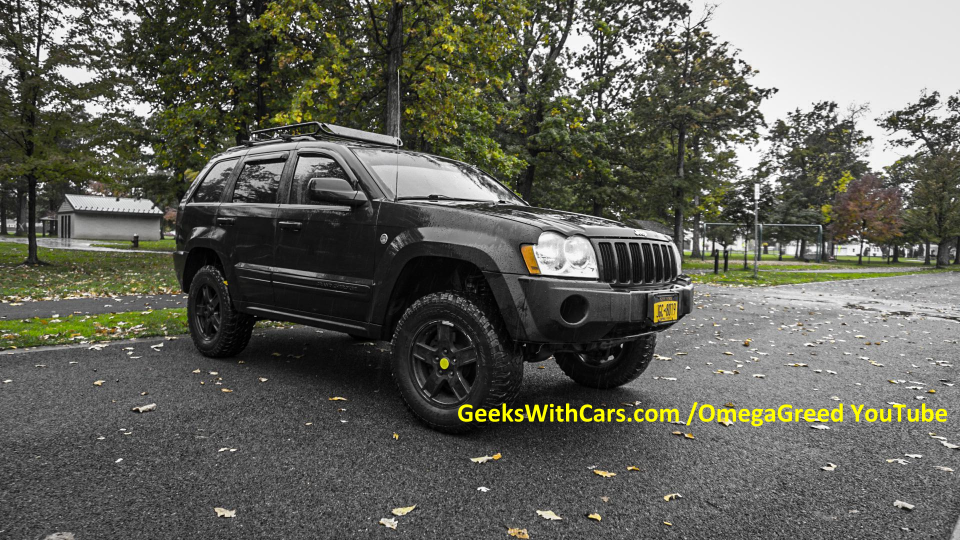 download Jeep Grand Cherokee WK workshop manual