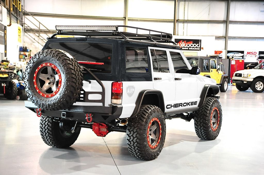 download Jeep Grand Cherokee XJ workshop manual