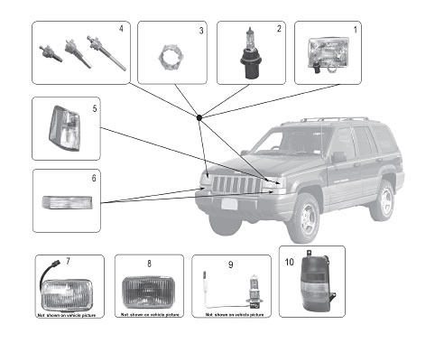 download Jeep Grand Cherokee ZG workshop manual