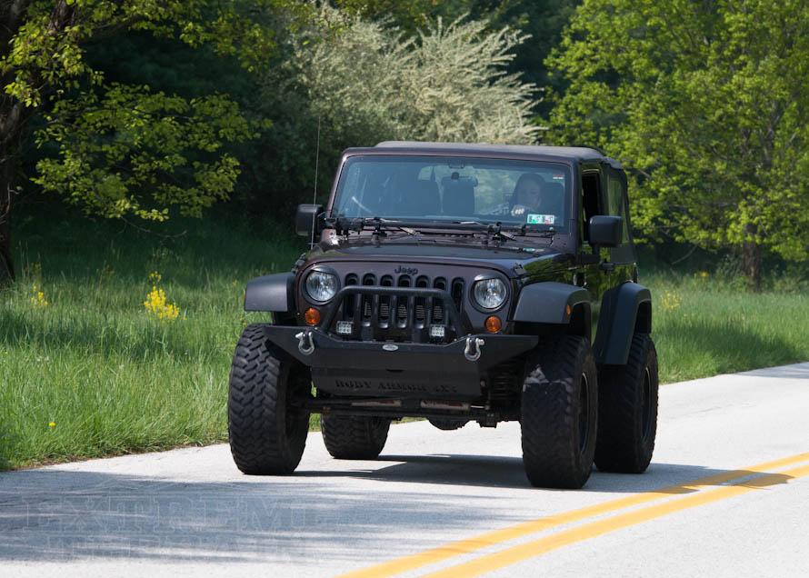 download Jeep JK Wrangler workshop manual