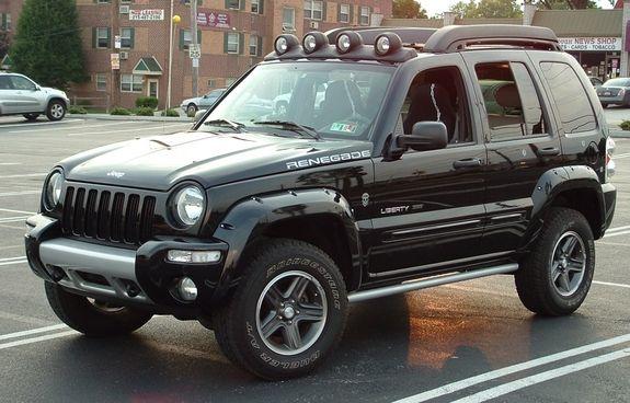 download Jeep Liberty KJ Specs workshop manual