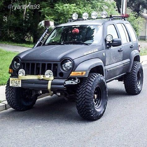 download Jeep Liberty KJ workshop manual