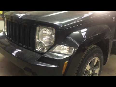 download Jeep Liberty workshop manual