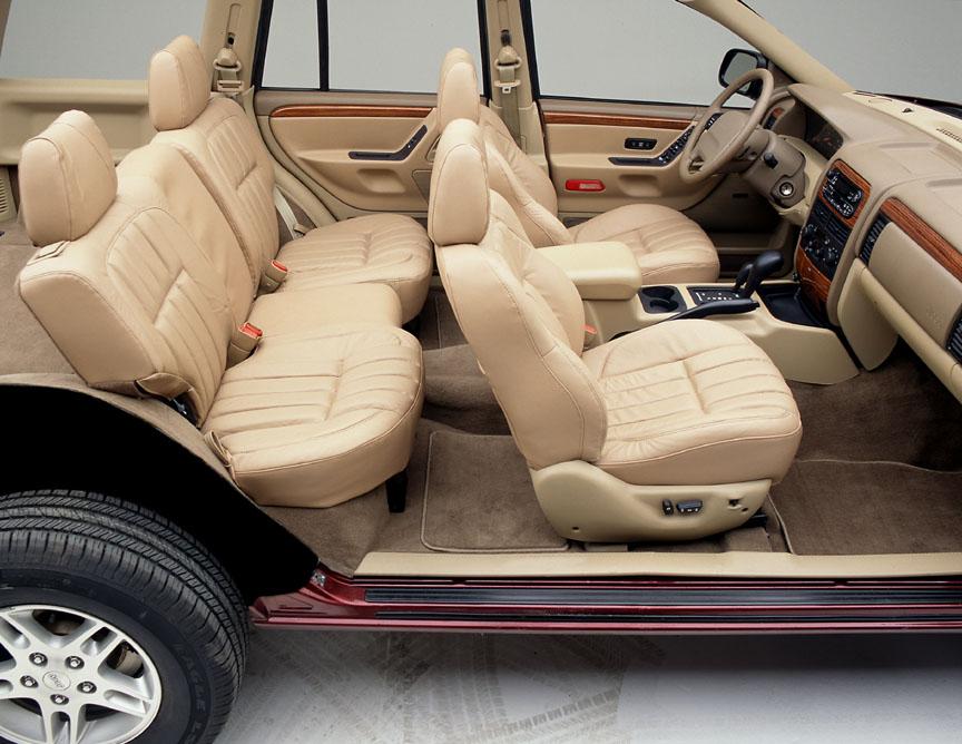 download Jeep WG Grand Cherokee workshop manual