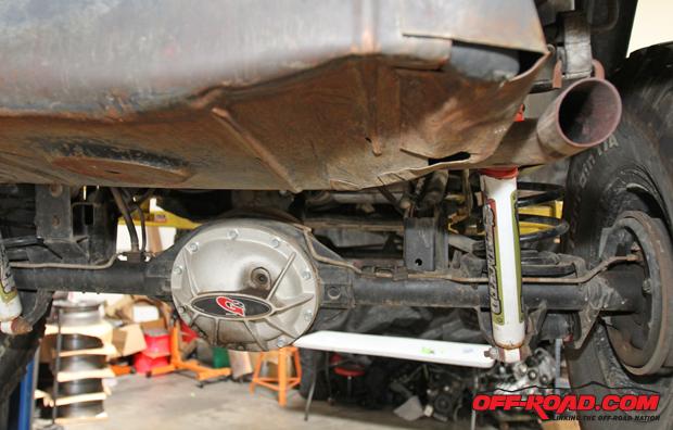 download Jeep Wrangler TJ workshop manual