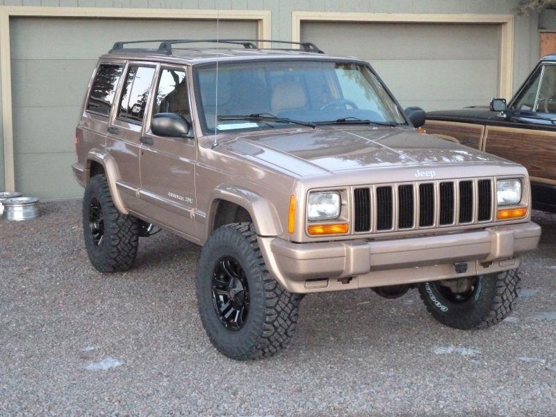 download Jeep XJ workshop manual