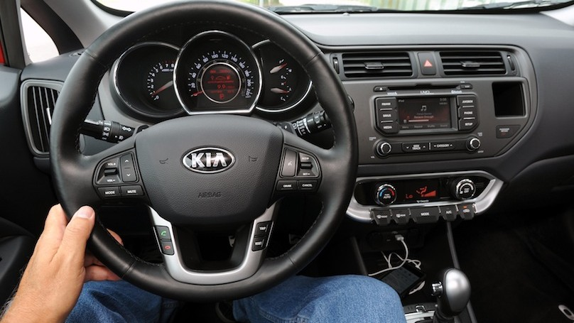 download KIA RIO GDI workshop manual