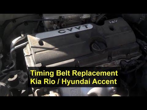 download KIA RIO JB G 1.6 DOHC Engine workshop manual