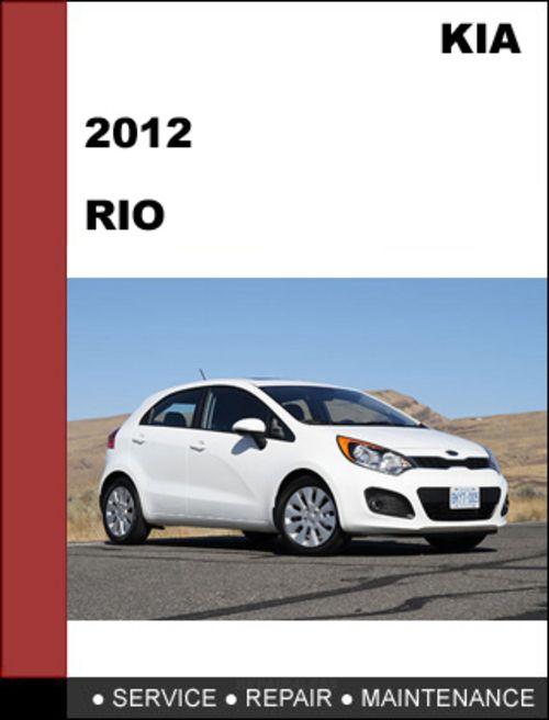 download KIA RIO workshop manual