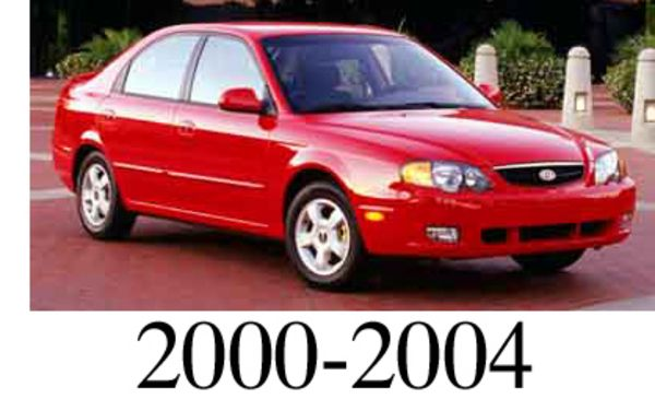 download KIA Spectra OEM workshop manual
