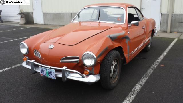 download Karmann Ghia workshop manual