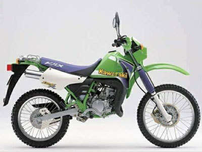 KAWASAKI KMX 125 2001 125 CC IGNITION COIL
