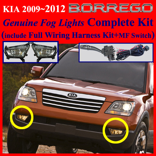 download Kia Borrego workshop manual