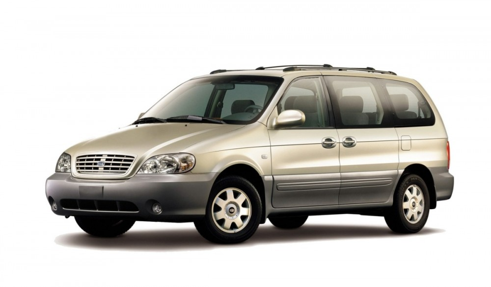 download Kia Carnival workshop manual