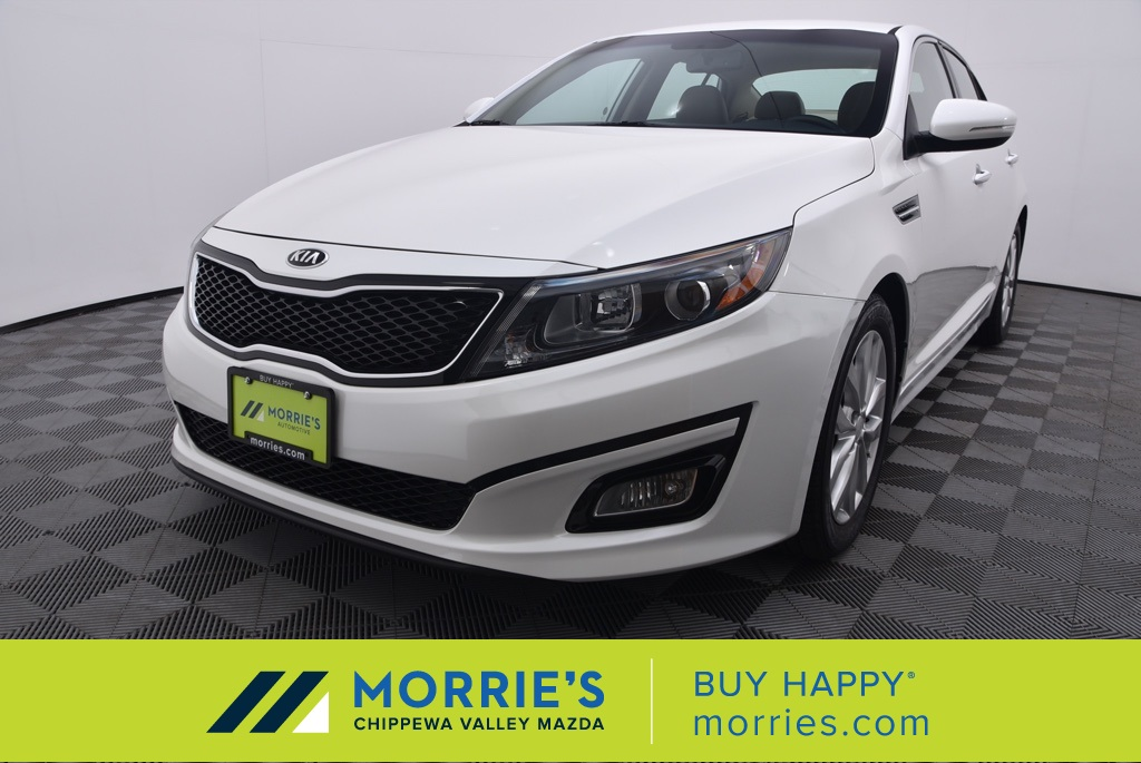 download Kia Optima workshop manual
