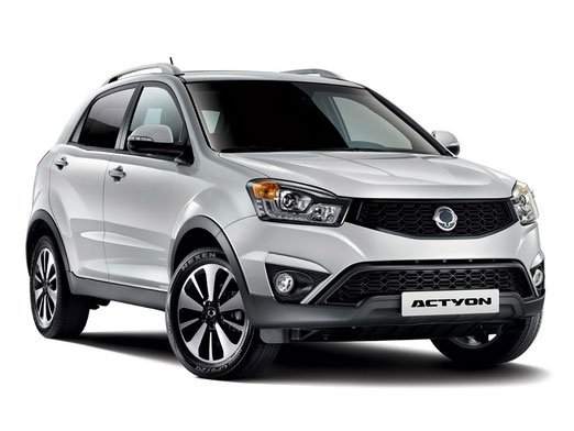 download Korando Actyon SsangYong Downloa workshop manual