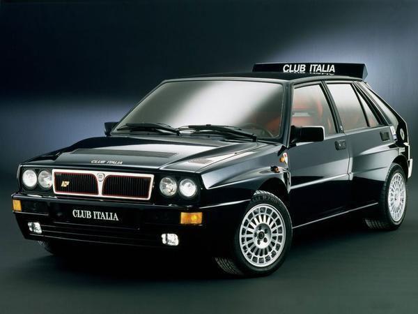 download Lancia Delta HF Intergrale Evoluzione 8v 16v workshop manual