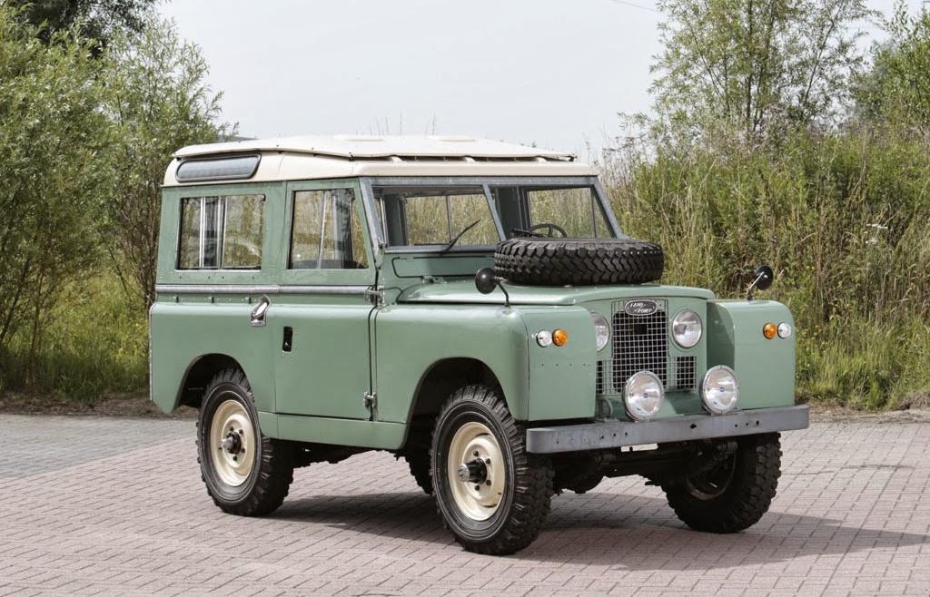 download Land Rover 88 109 II 2 Manua workshop manual
