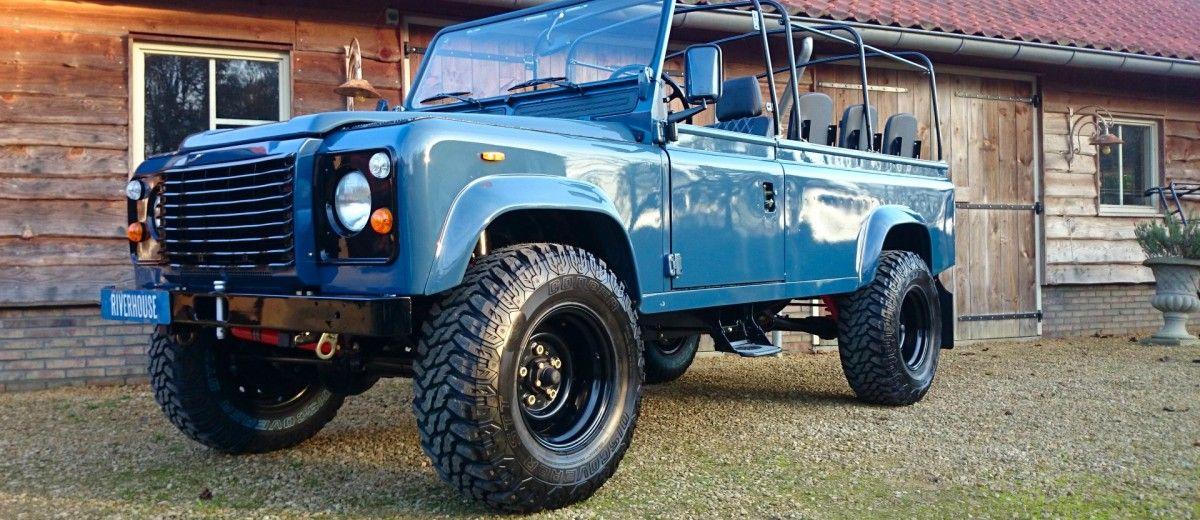 download Land Rover DEFENDER TD5 TDI 8 workshop manual