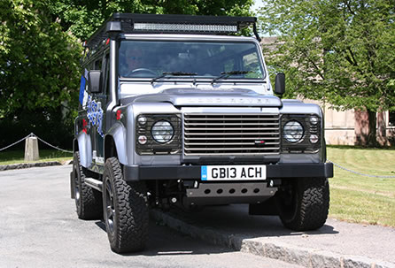 download Land Rover DEFENDER V8 workshop manual