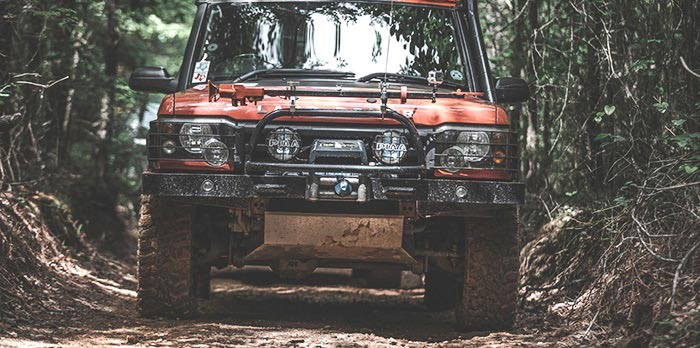 download Land Rover DISCOVERY 2ND workshop manual