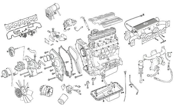 download Land Rover Defender 300T di workshop manual