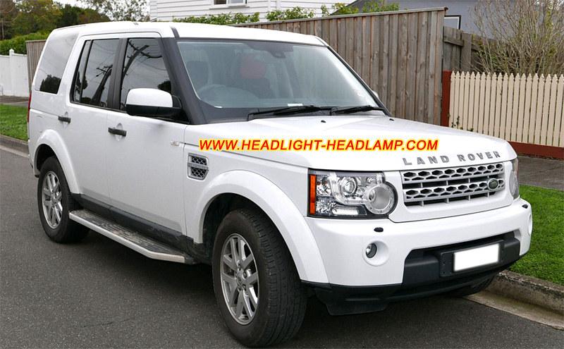 download Land Rover Discovery 4 LR4 L319 workshop manual