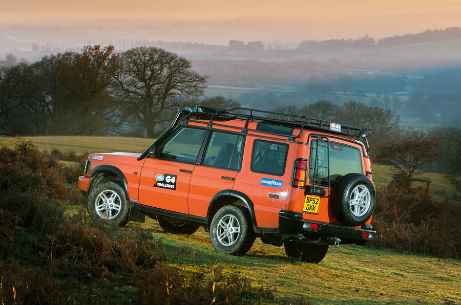download Land Rover Discovery II to Repai workshop manual