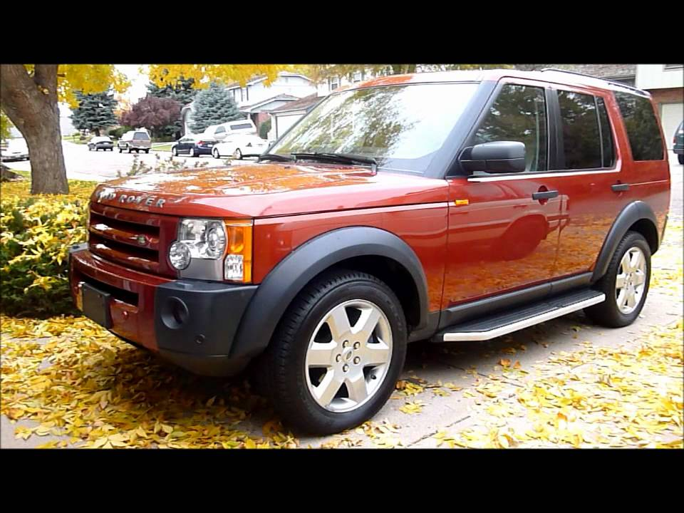 download Land Rover Discovery LR3 Discovery 3 workshop manual