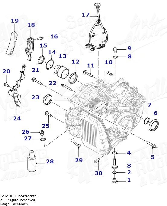 download Land Rover FREELandER 2 workshop manual