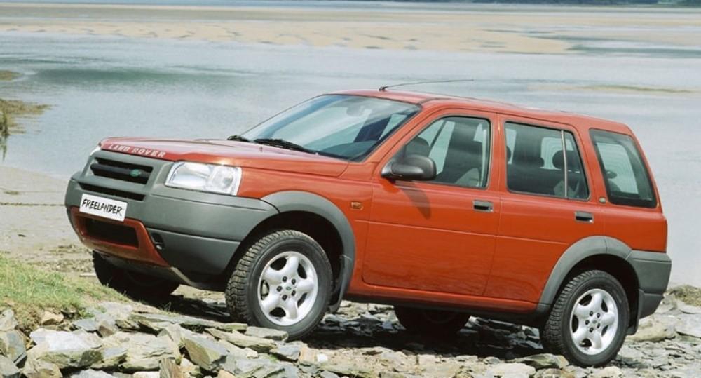 download Land Rover FREELandERModels MAN workshop manual