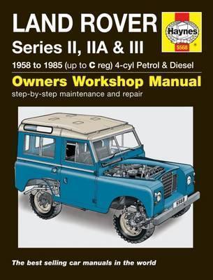 download Land Rover III workshop manual