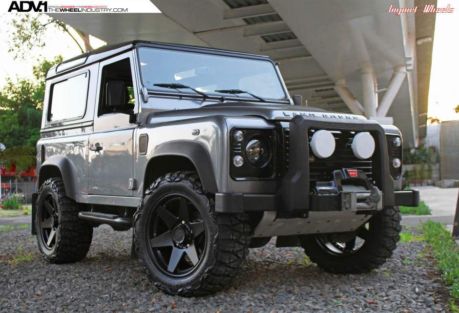download Land Rover LandROVER DEFENDER workshop manual