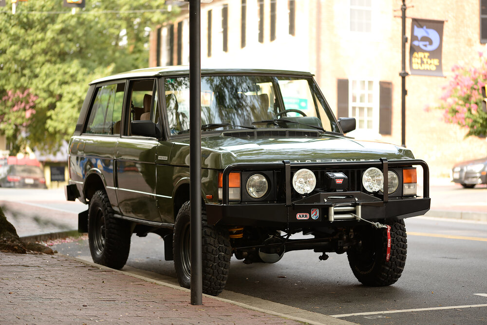 download Land Rover Range Rover Classic workshop manual