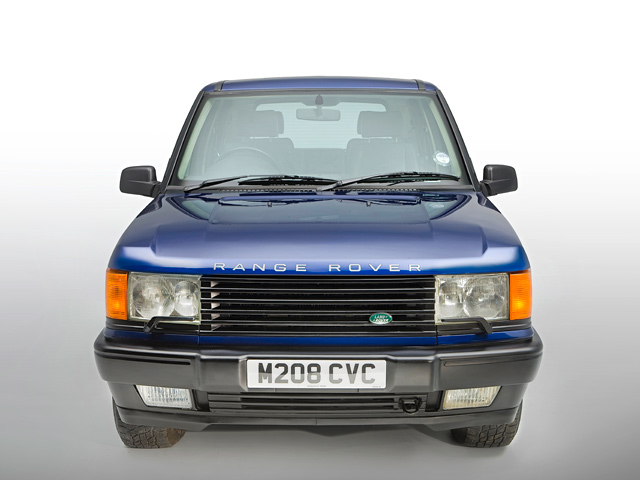 download Land Rover Range Rover P38 P38A workshop manual