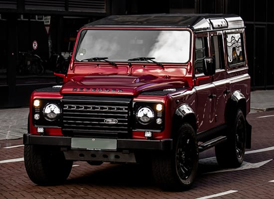 download Landrover Defender Fix Engine LOOK workshop manual