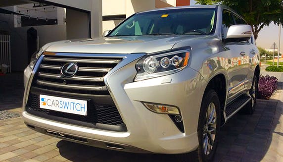 download Lexus GX460 workshop manual