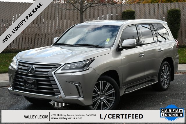 download Lexus LX570 workshop manual