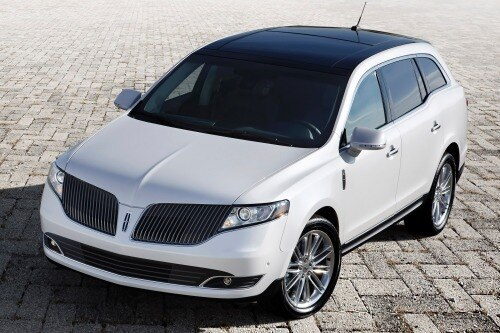 download Lincoln MKT workshop manual