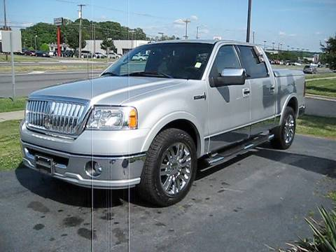 download Lincoln Mark LT workshop manual