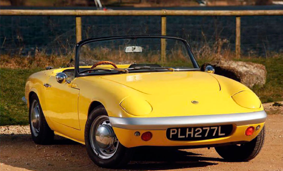download Lotus Elan Type 26 Lotus workshop manual