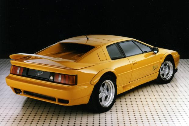 download Lotus Esprit S4 V8 workshop manual
