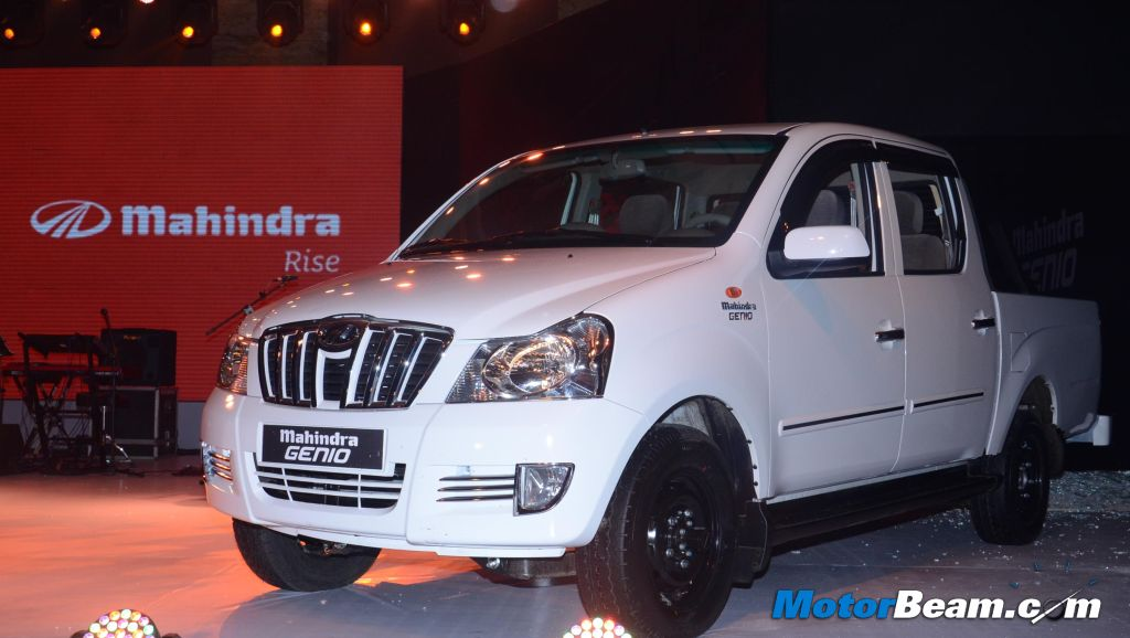 download MAHINDRA GENIO SC workshop manual