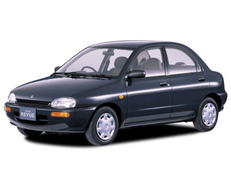 download MAZDA 121 workshop manual