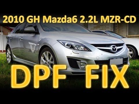 download MAZDA 6 SEDAN workshop manual