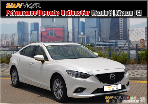 download MAZDA 6 workshop manual