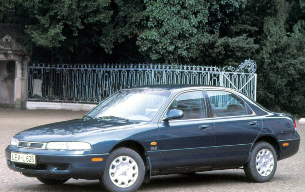 download MAZDA 626 workshop manual